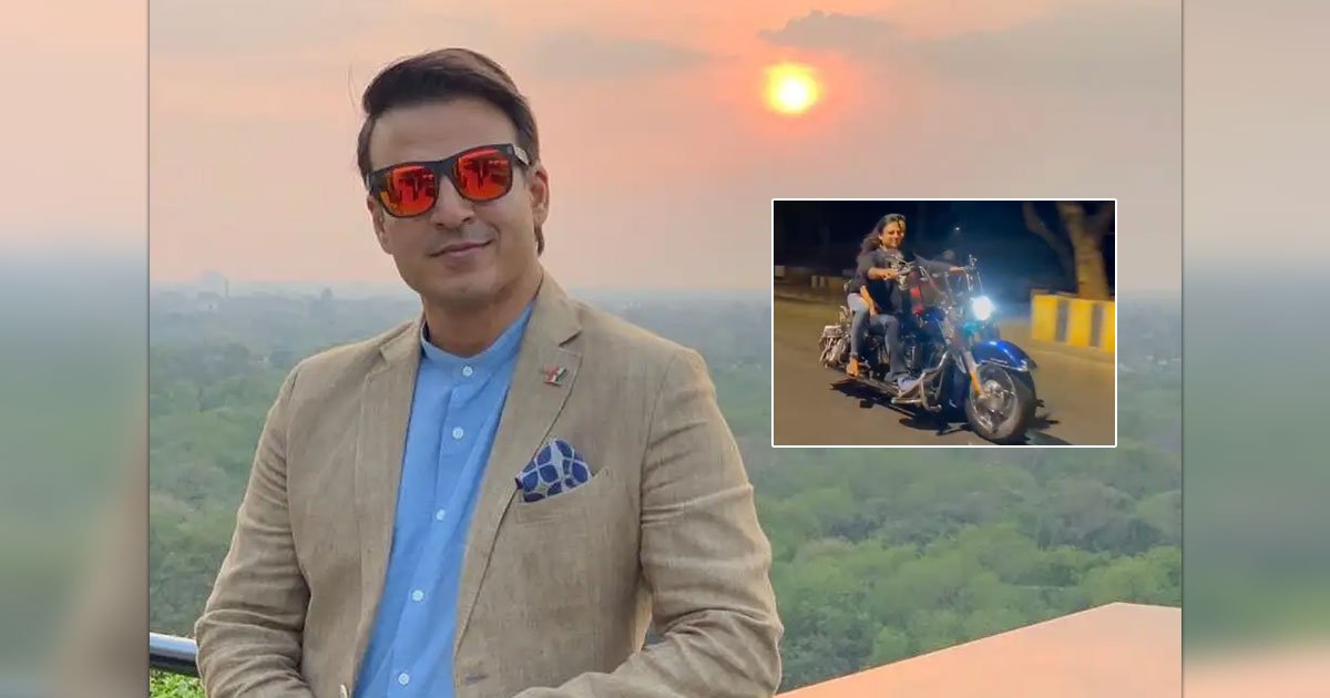 """Vivek Oberoi On Making News For Landing In Trouble For Not Wearing A Helmet: """"It Was The Same Week When I Announced A Scholarship Worth ₹16 Crore,"""" Read On"""