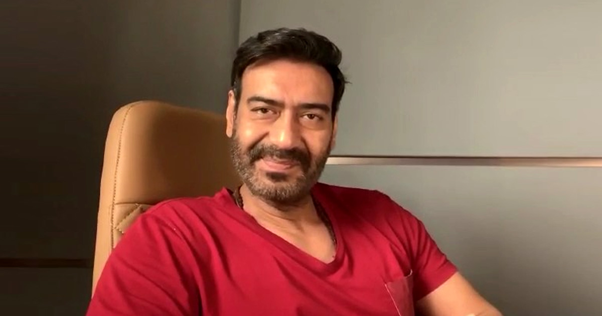When Ajay Devgn's Fan Appealed To The Actor To Stop Promoting Tobacco