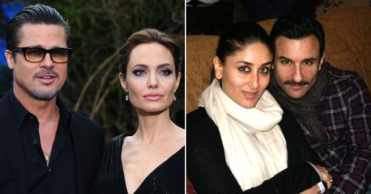 When Brad Pitt Reacted To Saif Ali Khan & Kareena Kapoor Khan Being Compared With Brangelina