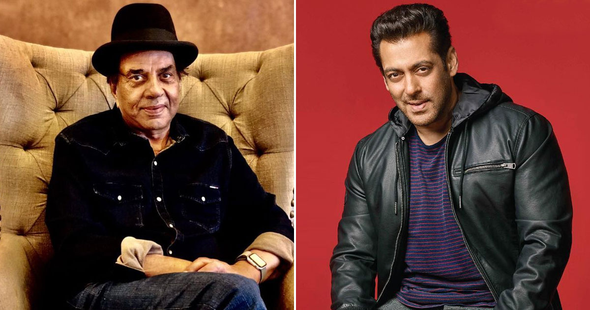 When Dharmendra Addressed Salman Khan As 'Suleiman' In Public