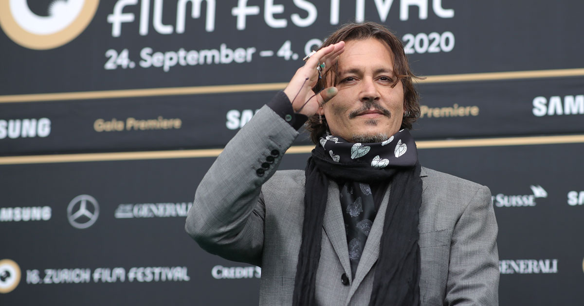 When Johnny Depp Created Controversy By Comparing Photo Shoots With R*pe