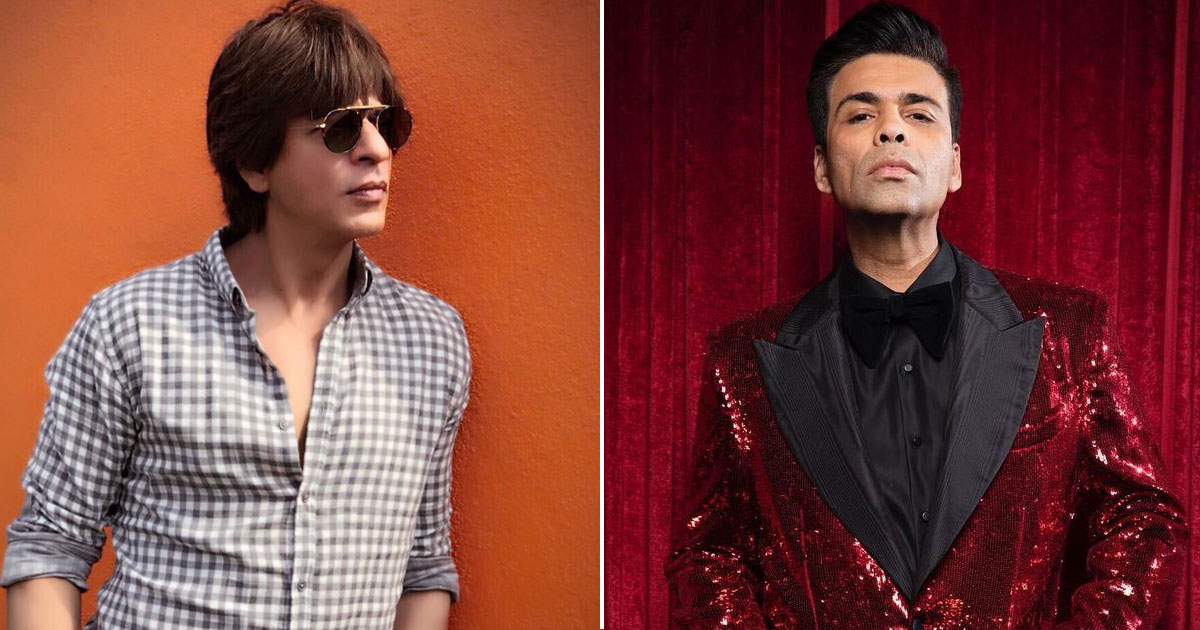 When Karan Johar Blasted Link-Up Rumours With Shah Rukh Khan