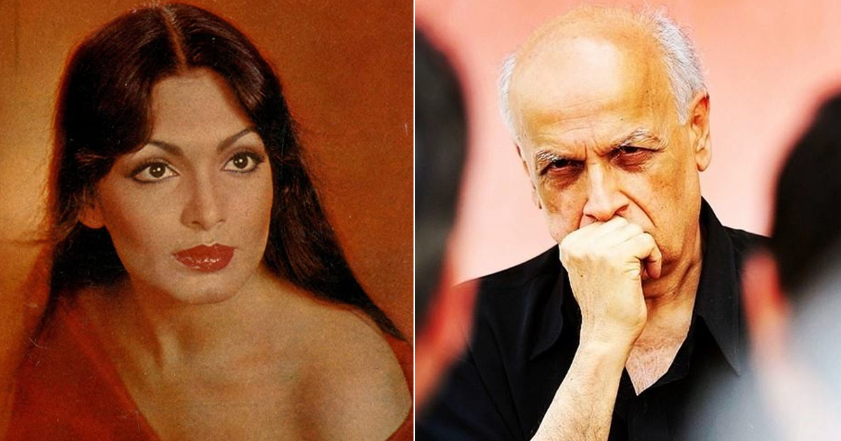When Mahesh Bhatt Reached Out To Parveen Babi's Ex-Boyfriend Danny Denzongpa