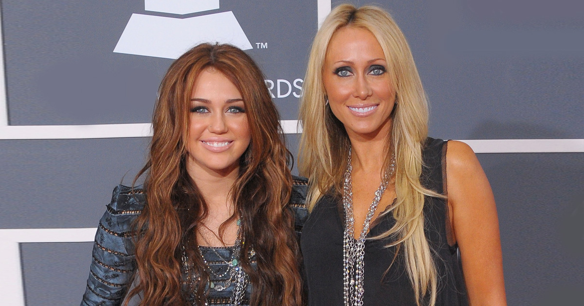 When Miley Cyrus Confessed That Her Mother Tish Cyrus Got Her Back On Smoking Weed