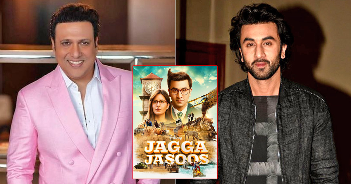 When Ranbir Kapoor Apologised To Govinda For Chopping Off His Cameo From Jagga Jasoos