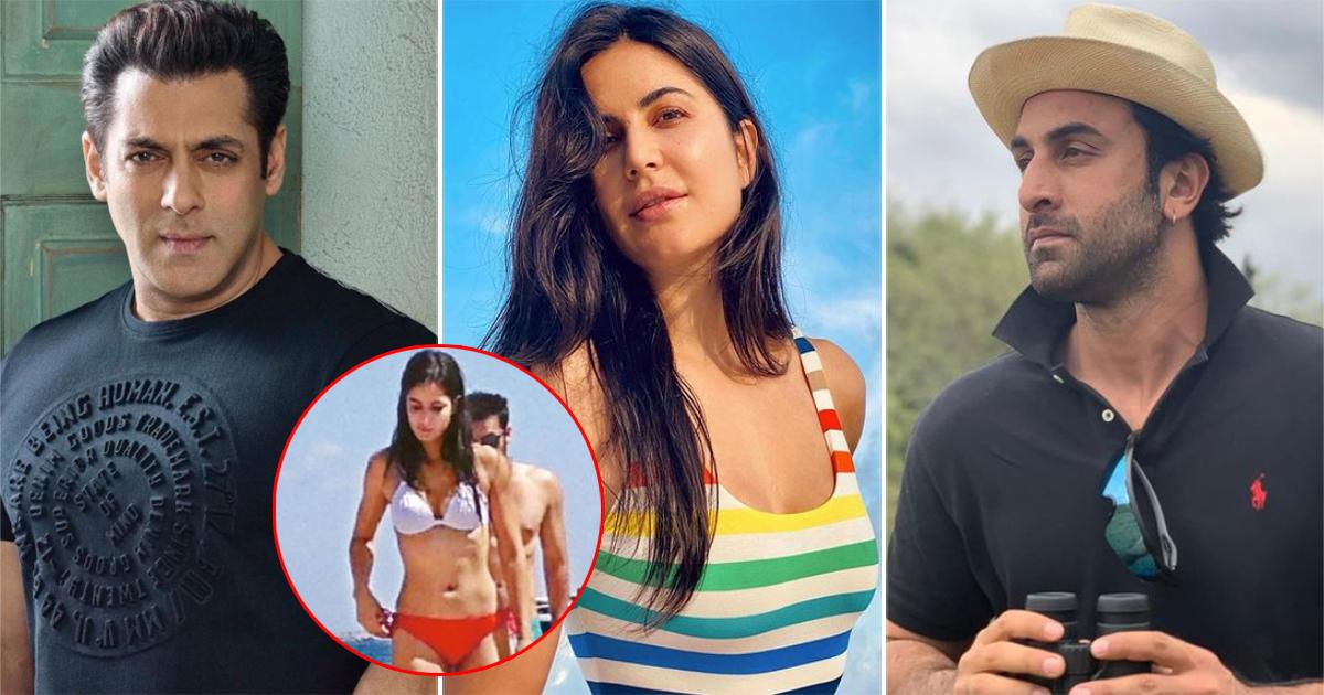 When Salman Khan Thought Katrina Kaif's Bikini Pictures Along With Ranbir Kapoor Were Morphed Ones