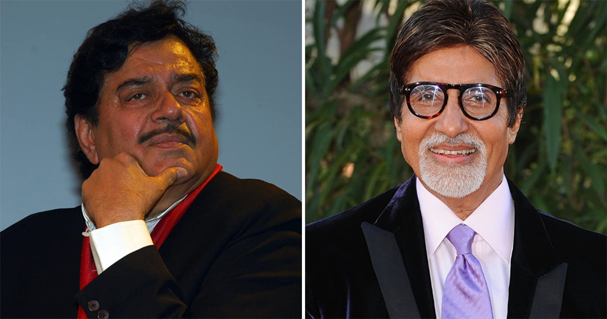 When Shatrughan Sinha Revealed Amitabh Bachchan's Insecurity, Deets Inside