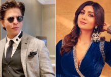 When Shah Rukh Khan helped Shilpa Shetty with lip-syncing