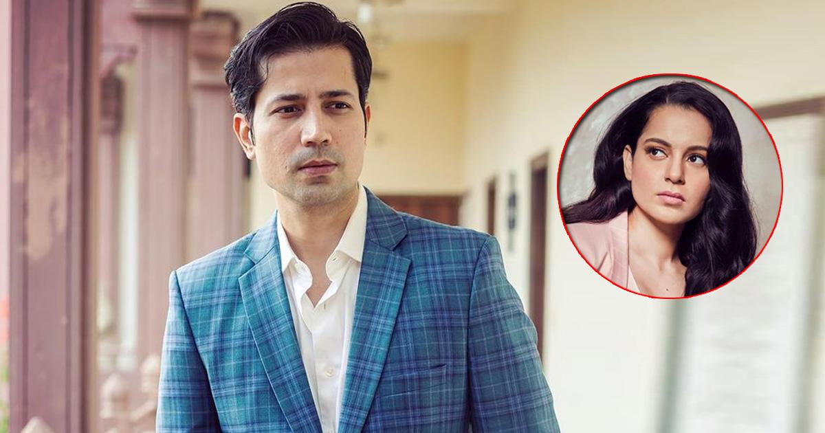 Did Sumeet Vyas Just Took A Jibe At Kangana Ranaut For Having Bodyguards?