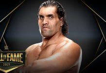 The Great Khali To Be Inducted In WWE Hall Of Fame