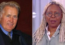 WHOOPI GOLDBERG AND MARTIN SHEEN BACK PETITION DEMANDING END TO PUSSY RIOT PROSECUTION