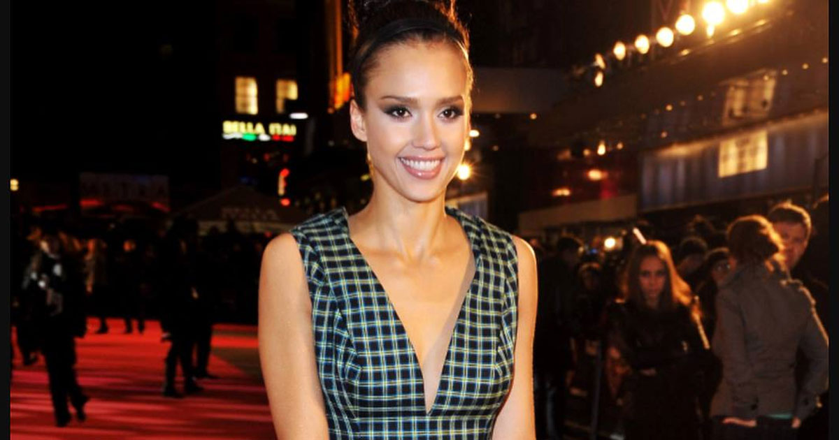 Why Jessica Alba stopped acting in films?