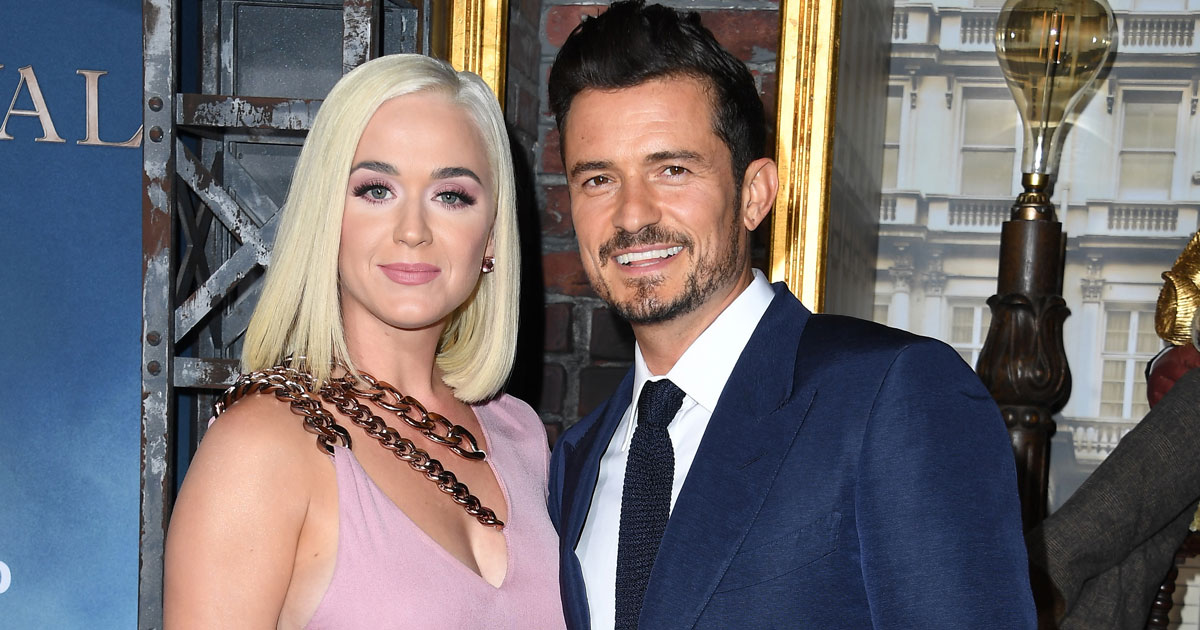 Why Orlando Bloom isn't having enough sex lately