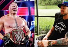 Wrestlemania 37: Baron Corbin Returns Instead Of Brock Lesnar