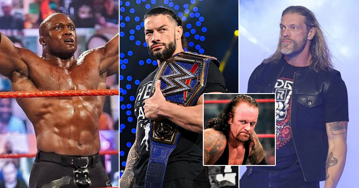Wrestlemania 37 Is Without Undertaker, On All Eyes On Edge, Roman Reigns & Bobby Lashley