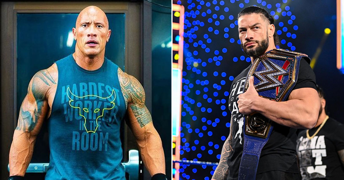 Paul Heyman Confirms That Dwayne Johnson AKA The Rock Contacted Him For A Wrestlemania Match With Roman Reigns