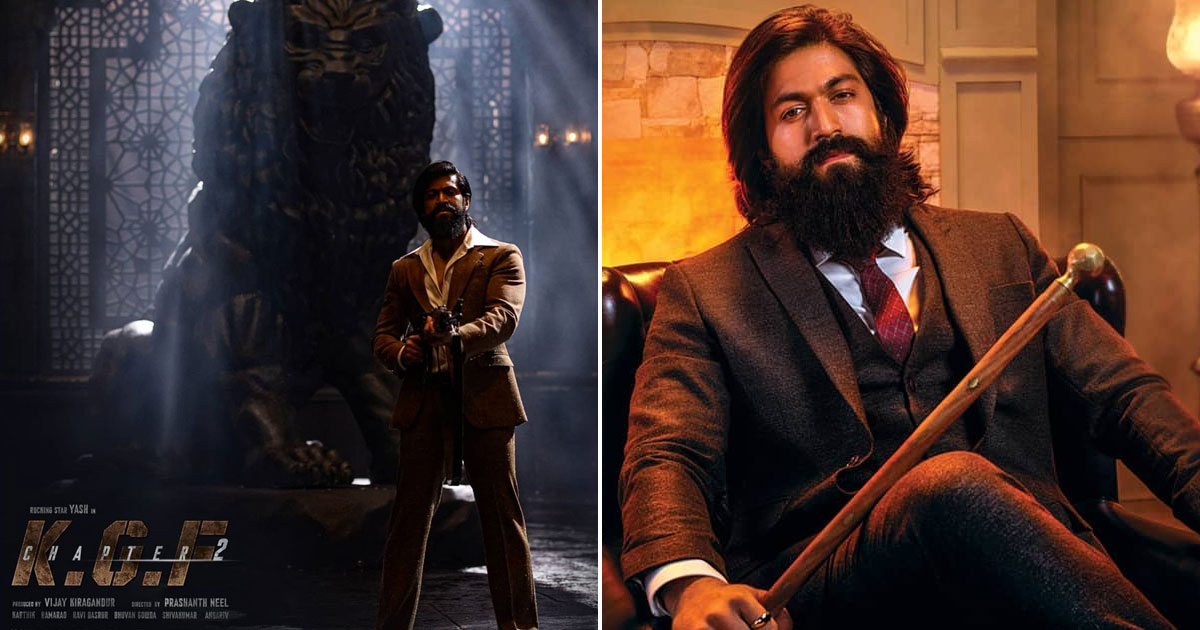 Yash Is Doing The Unthinkable For KGF Chapter 2