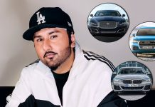 Yo Yo Honey Singh Birthday Special: Jaguar XJL Supercharged To Audi R8 V10 Plus – Check Out The Cars In His Collection