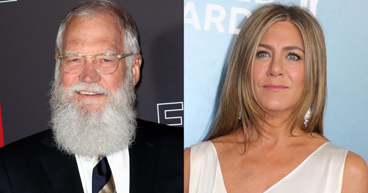 You Will Be Stunned To See Jennifer Aniston's Creepy Interview With David Letterman As He Tried To Kiss Her