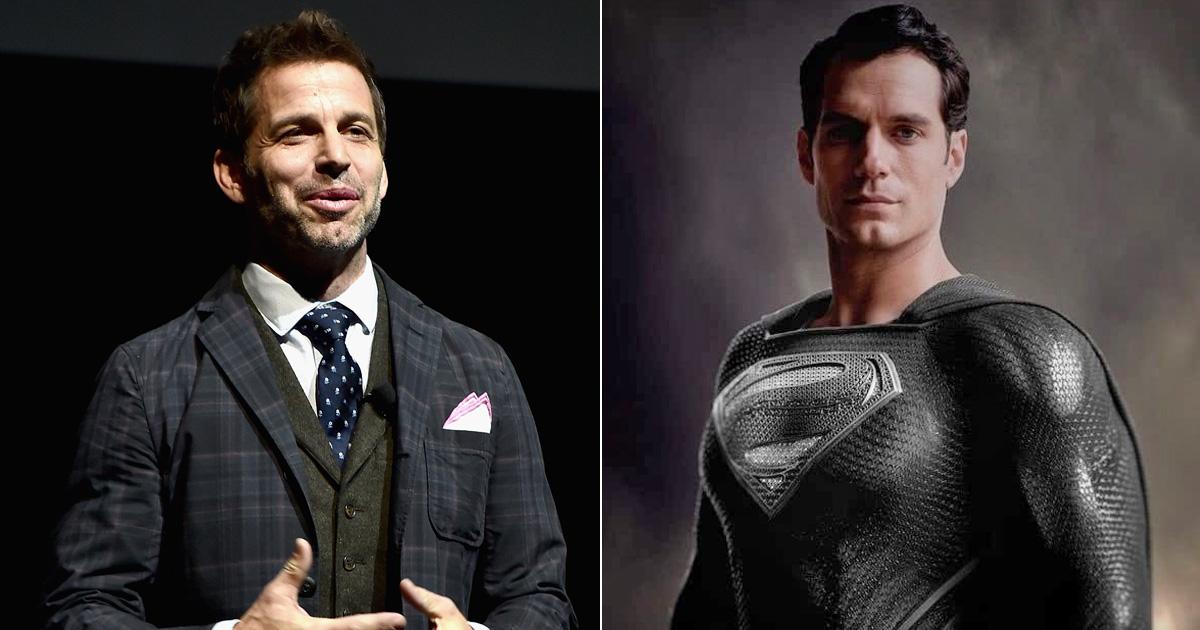 Zack Snyder Backs Henry Cavill After Superman Reboot Row