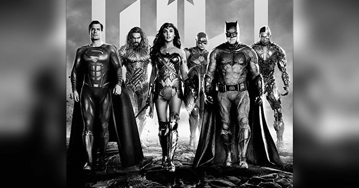 Zack Snyder's Justice League: All 6 Chapter Titles Unveiled