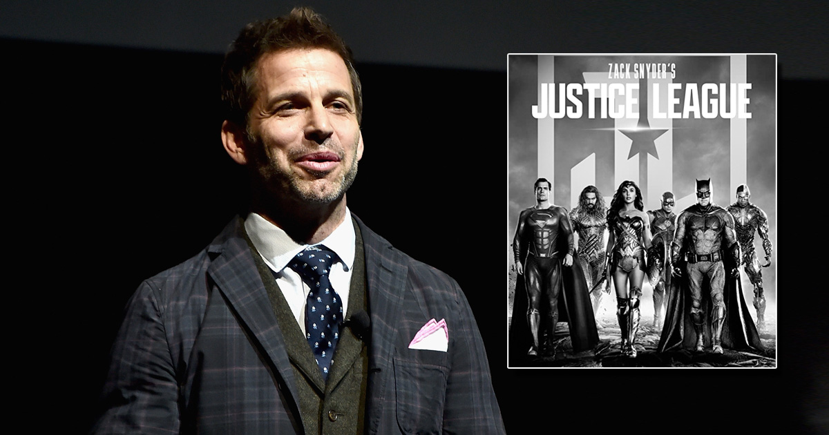 Zack Snyder's Justice League Receives Positive Reviews