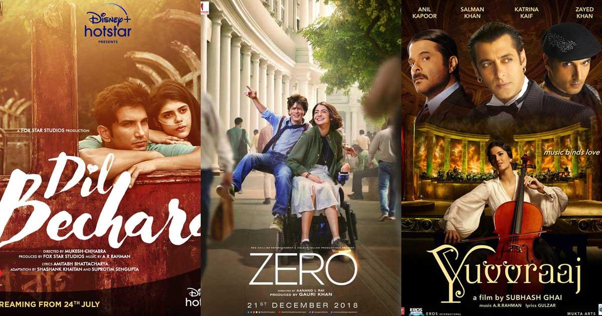 5 Bollywood Songs That Deserved Better Films