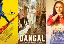 Aamir Khan's Dangal To Rani Mukerji's Hichki - Bollywood Films That Earned More In Overseas