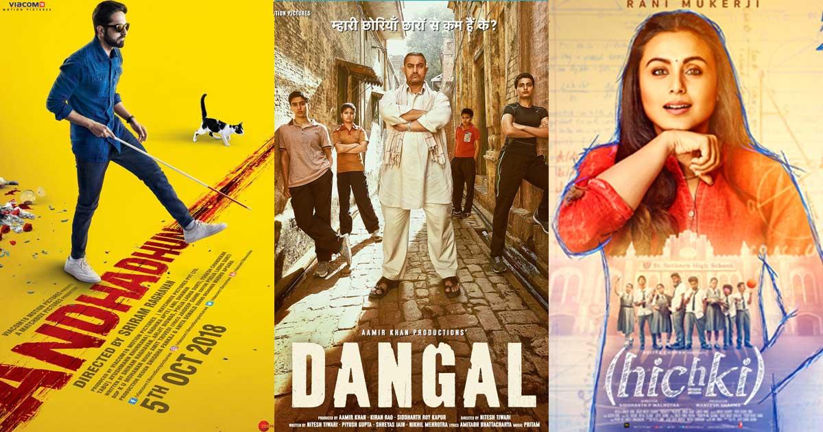 Box Office - Aamir Khan's Dangal To Rani Mukerji's Hichki - Bollywood Films That Earned More In Overseas