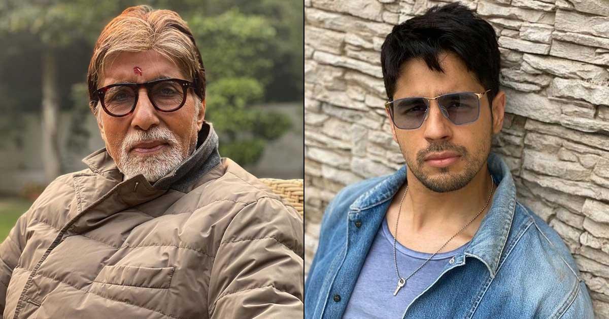 Aankhen 2: Amitabh Bachchan & Sidharth Malhotra Walk Out?