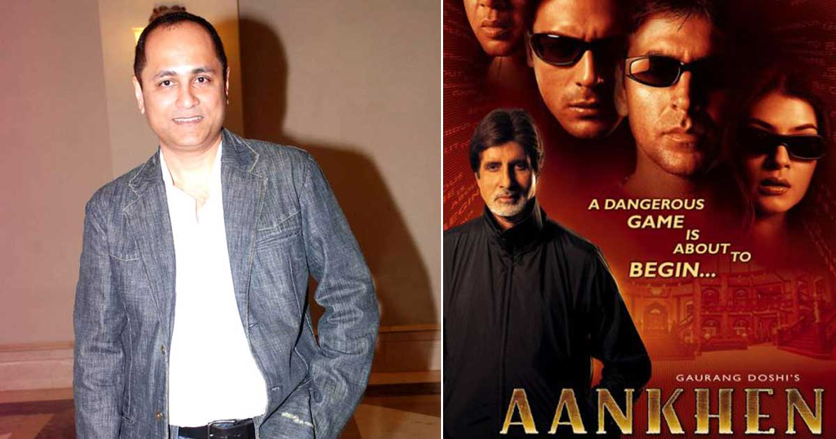 Aankhen turns 19: Vipul Shah recalls being told film would flop