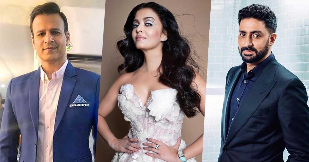 Abhishek Bachchan Once Lost His Cool After Vivek Oberoi Shared A Meme On Aishwarya Rai Bachchan