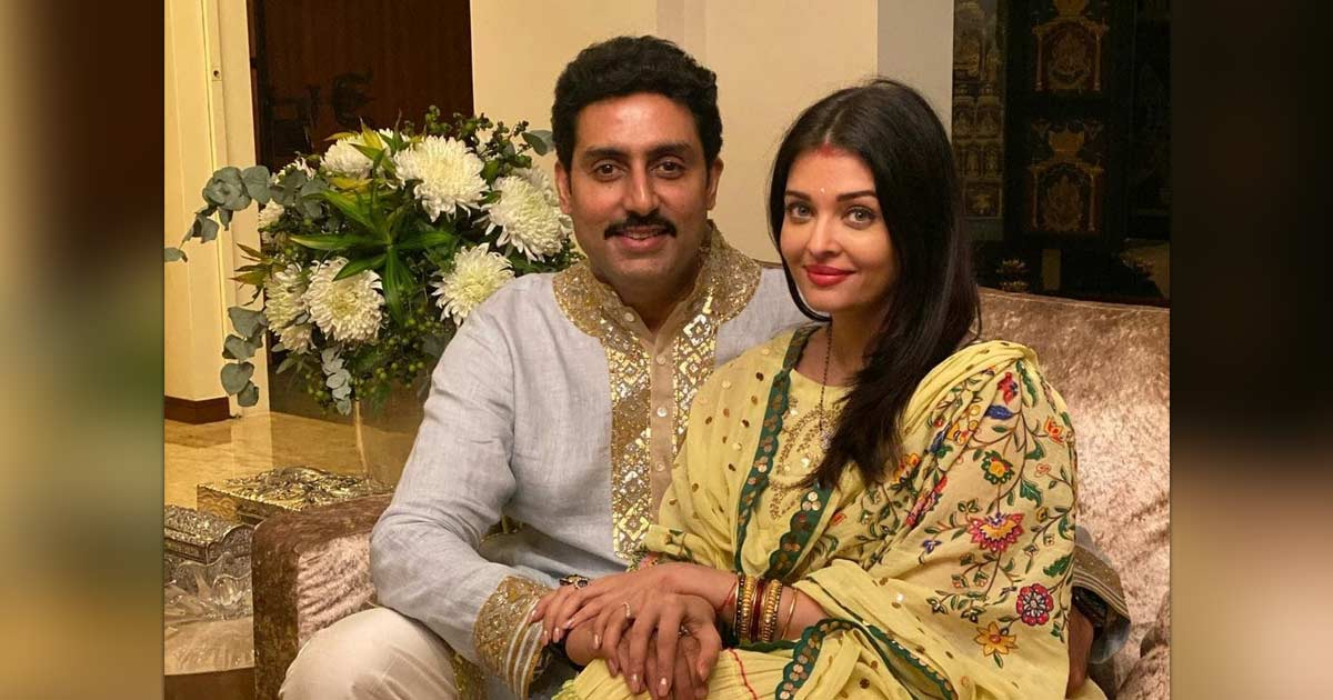 Aishwarya Rai Bachchan Gives A Glimpse Of Her Wedding Anniversary Celebration With Abhishek Bachchan & Daughter Aaradhya - Check Out