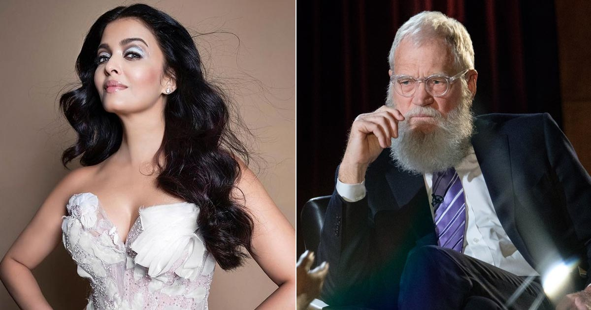"""When Aishwarya Rai Bachchan Gave A 'Mic Drop' Reply To David Letterman's Ignorant Question Of """"Do You Still Live With Your Parents?"""""""