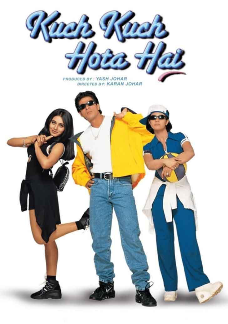 Kuch Hota Hota Hai (1998)