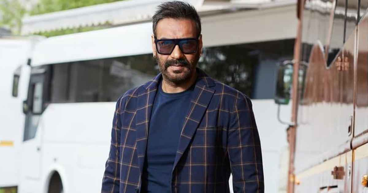 Ajay Devgn's OTT Debut To Be Remake Of British Show Luther?
