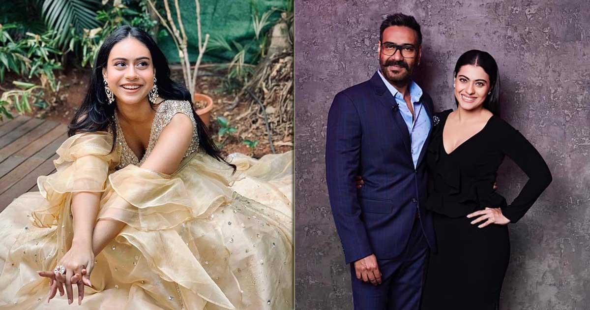 Ajay, Kajol wish Nysa as daughter turns 18