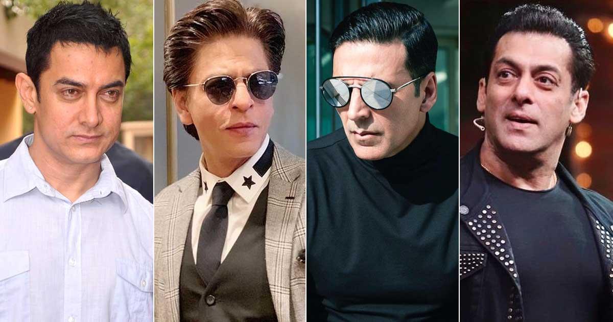 Akshay Kumar Once Said He Will Last Longer Than Shah Rukh Khan, Aamir Khan & Salman Khan Unless They Stop Smoking!