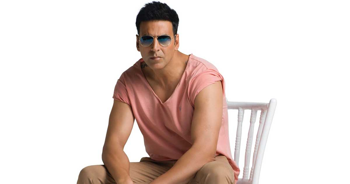 Akshay Kumar Releases A Statement Confirming Being Hospitalized