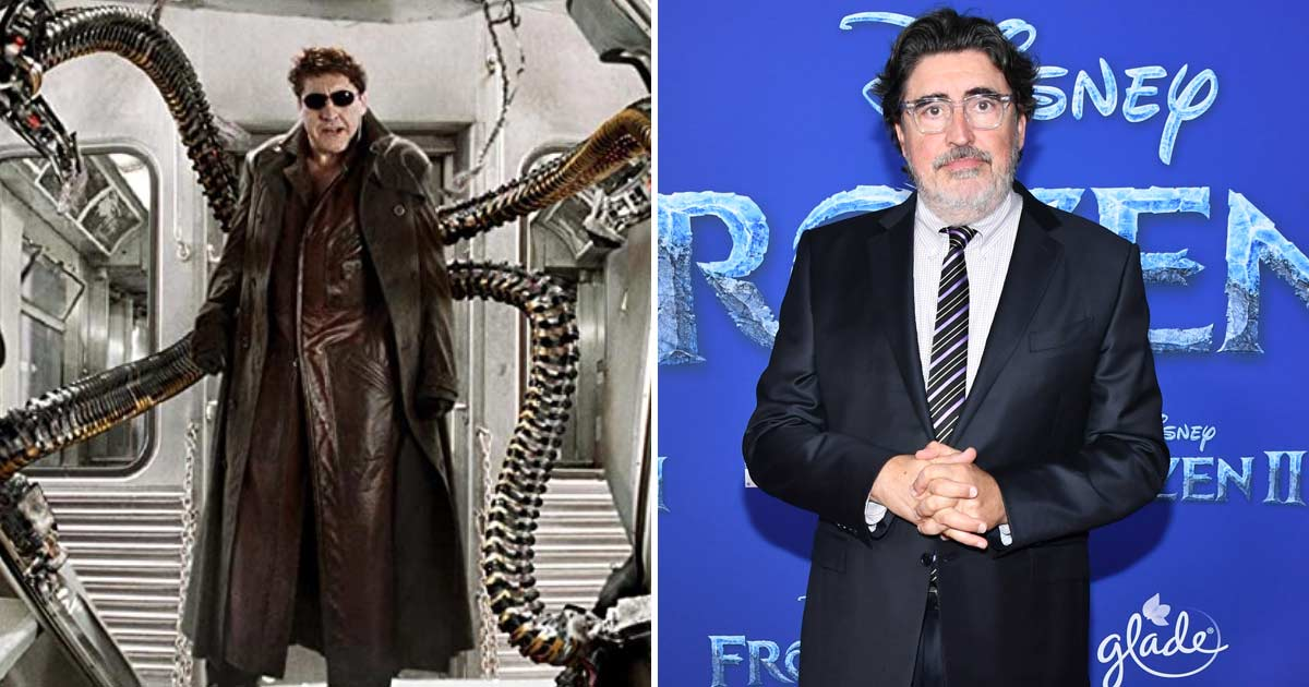 Yay! Alfred Molina Confirms Return As Doctor Octopus In Spider-Man: No Way Home