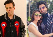 Alia Bhatt & Ranveer Singh To Be Seen In Karan Johar's Quirky Romance?