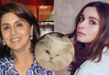 Alia Bhatt's Cat Edward is Neetu Kapoor's 'New Friend'