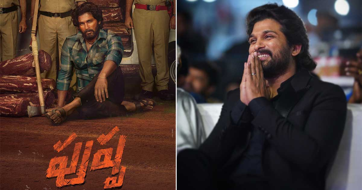 Allu Arjun Fees & How Much He Hiked For Pushpa