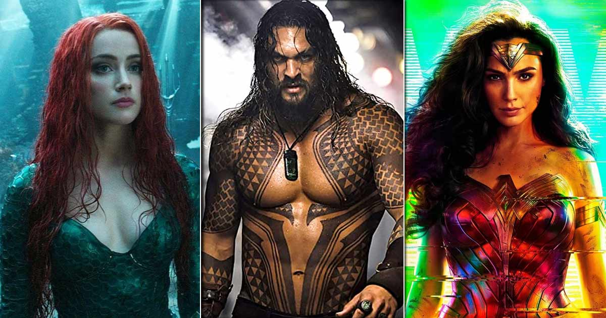 Amber Heard, Jason Momoa & Gal Gadot The Only Survivors In The SnyderVerse?