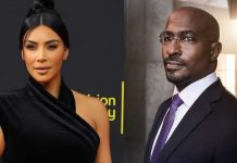 Amidst Her Divorce With Kanye West, Kim Kardashian & Van Jones' Dating Rumours Continue Spreading