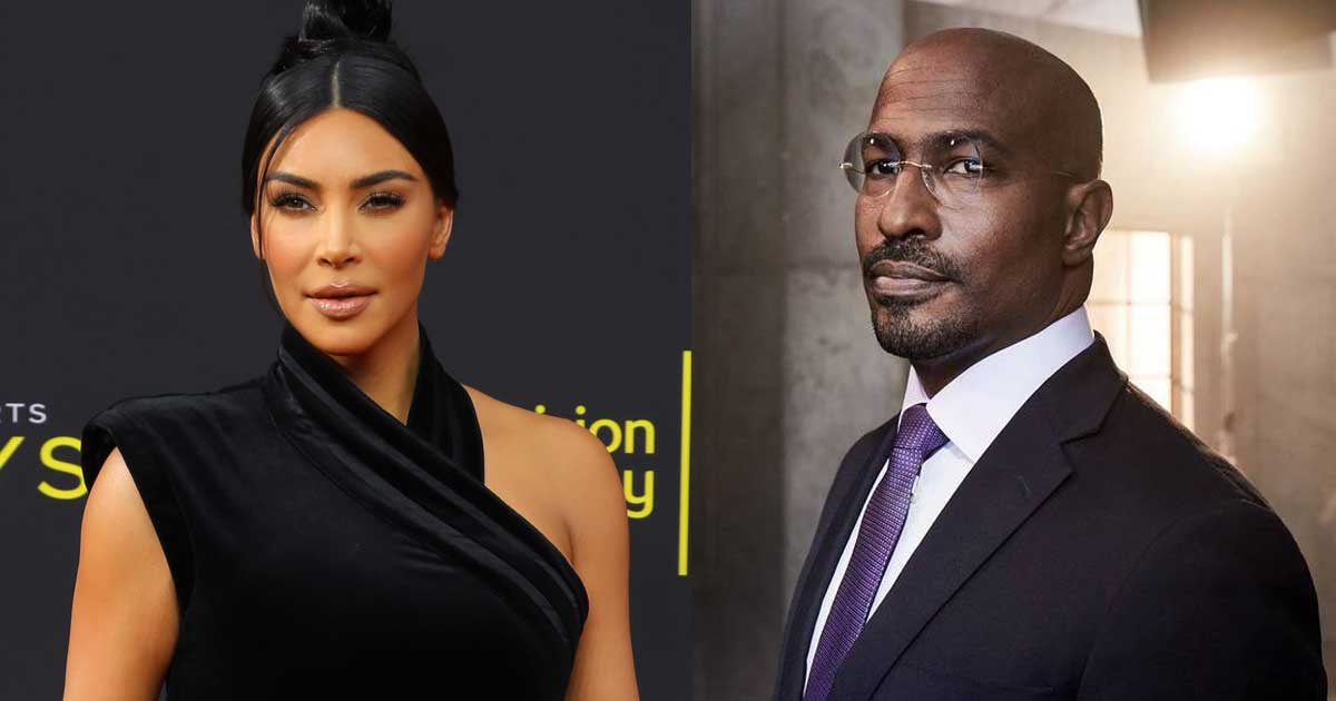 Amidst Her Divorce With Kanye West, Kim Kardashian & Van Jones' Dating Rumours Continue Spreading
