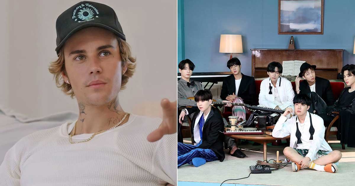 And The Fandom's Dream Is Coming True! Reports State That Justin Bieber & BTS Are Collaborating For A Track
