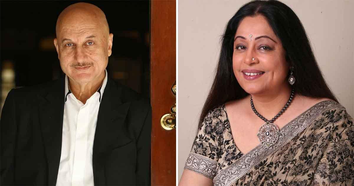 Anupam Kher Confirms Wife Kirron Kher Is Battling Blood Cancer