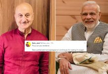 "Anupam Kher Mercilessly Trolled Over His ""Ayega Toh Modi Hi"" Tweet!"