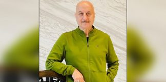 Anupam Kher's mantra: I see myself in new people